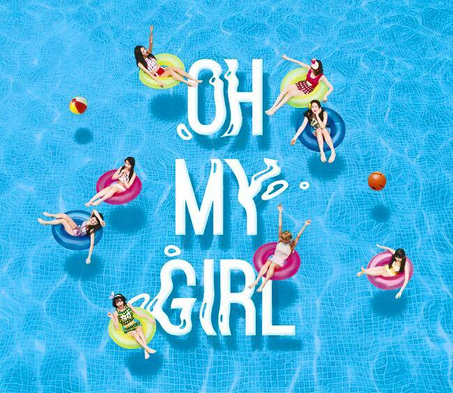 Teaser image for Oh My Girl's upcoming album (Official Facebook)