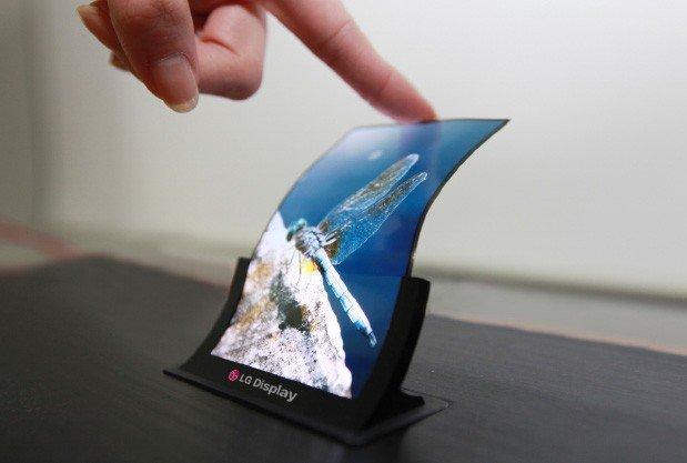 LG Display's OLED display / LG Display
