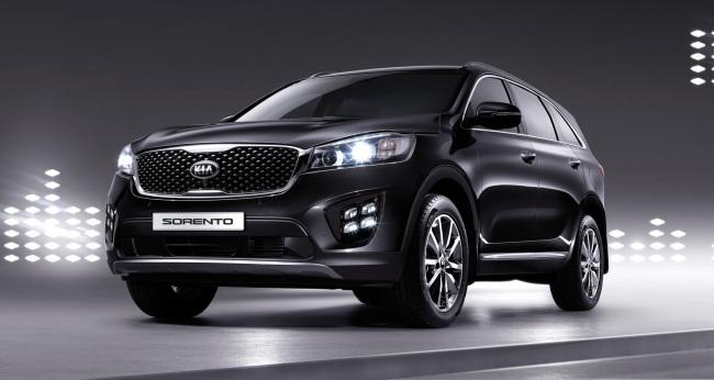 Kia Sorento is one of the carmaker's best-selling SUV models overseas. / Kia Motors