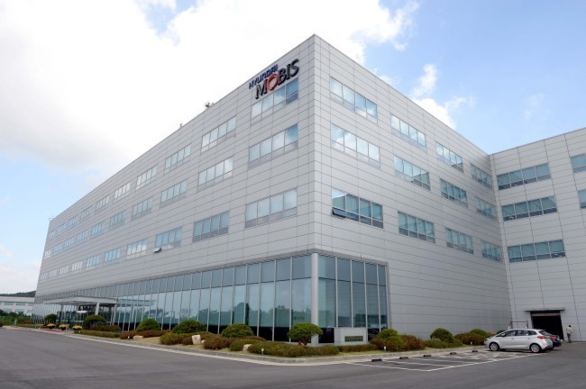 Hyundai Mobis' Mabuk technical center in Yongin, Gyeonggi Province / Hyundai Mobis