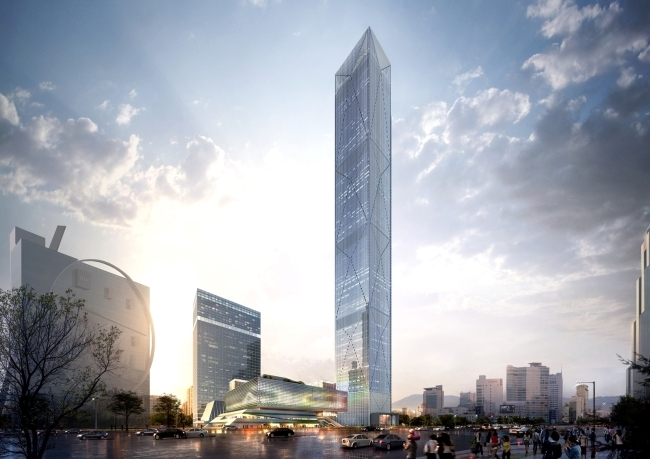 Hyundai Global Business Center to be built in Samseong-dong, Seoul.  Hyundai Motor Group