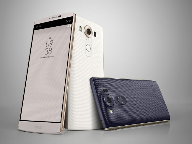 LG V10 phablet. Its successor, tentatively called V20, is expected to come out in September. LG Electronics