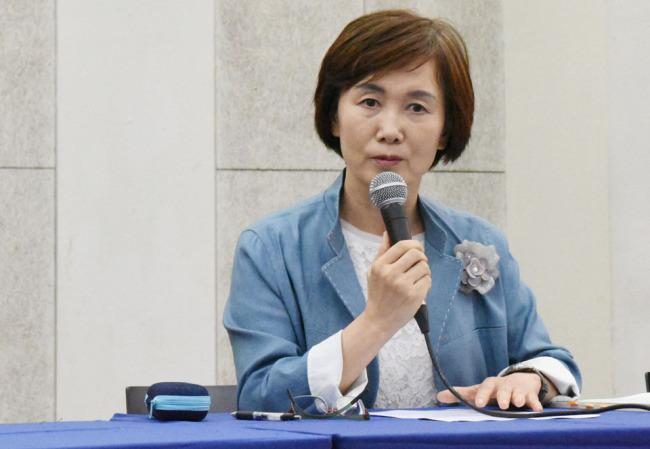 Choi Kyung-hee (Yonhap)