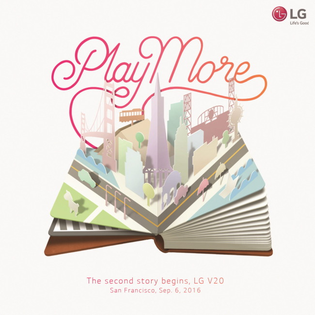 LG will compete with Apple in announcing first Android 7.0 Nougat phone