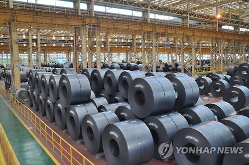 US locks in hot-rolled steel dumping duties on se