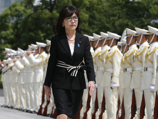 Japan accuses China of escalating tensions