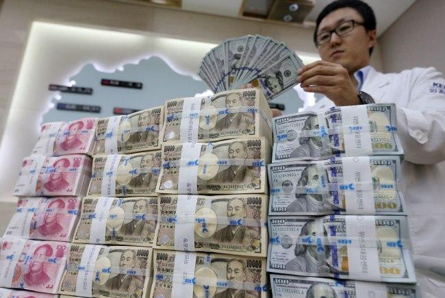 Dollar Moderately Higher Against Yen After Jobs Data