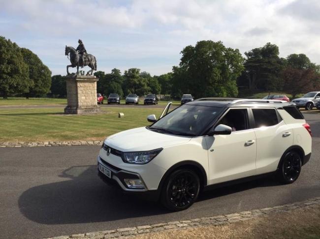Ssangyong Motor introduced Tivoli XLV in UK