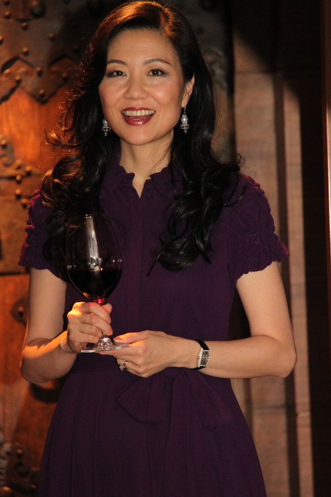 Master of Wine Jeannie Cho Lee (Jeannie Cho Lee)