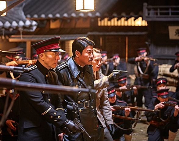 """A still from upcoming historical thriller """"The Age of Shadows"""" (Warner Bros. Korea Official Facebook)"""