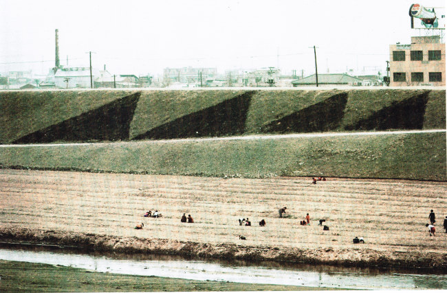 """From Phenomenon to Traces"" by Kim Ku-lim (Busan Biennale)"