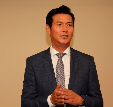 Cho Kil-soo, CEO of Diageo Korea