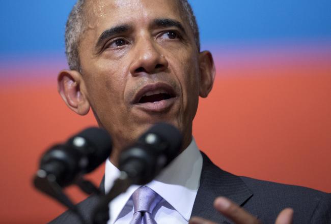 US President Barack Obama(Yonhap)