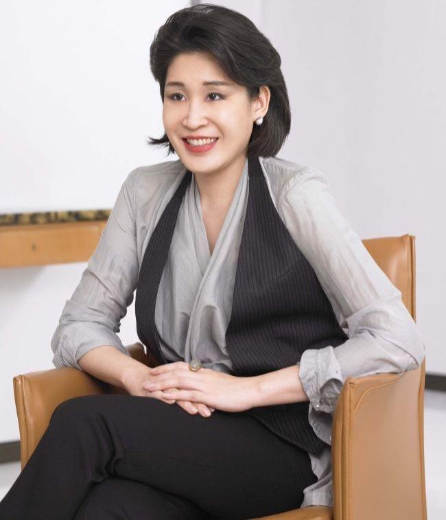 Shinsegae Department Store President Chung Yoo-kyung