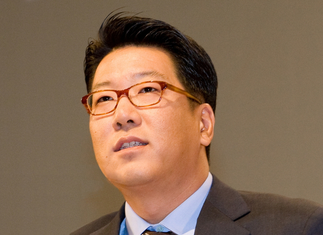 Hyundai Department Store Chairman Chung Ji-sun