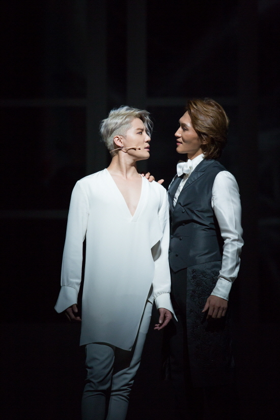 "A scene from new musical ""Dorian Gray"" (CJeS Culture)"