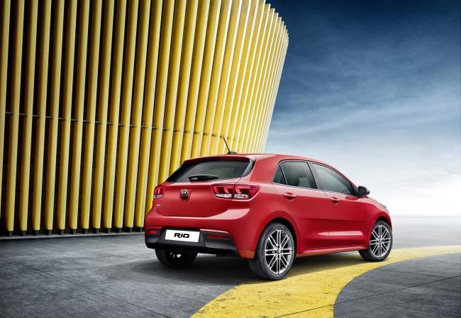 Kia's next-generation Rio (Kia Motors)