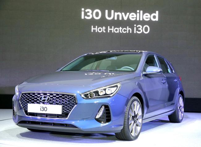 All new i30 (Hyundai Motor)