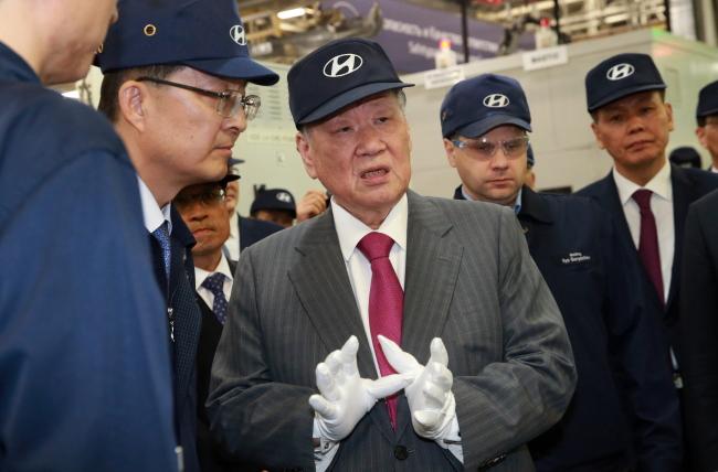 Korea herald for Lee hyundai motor finance