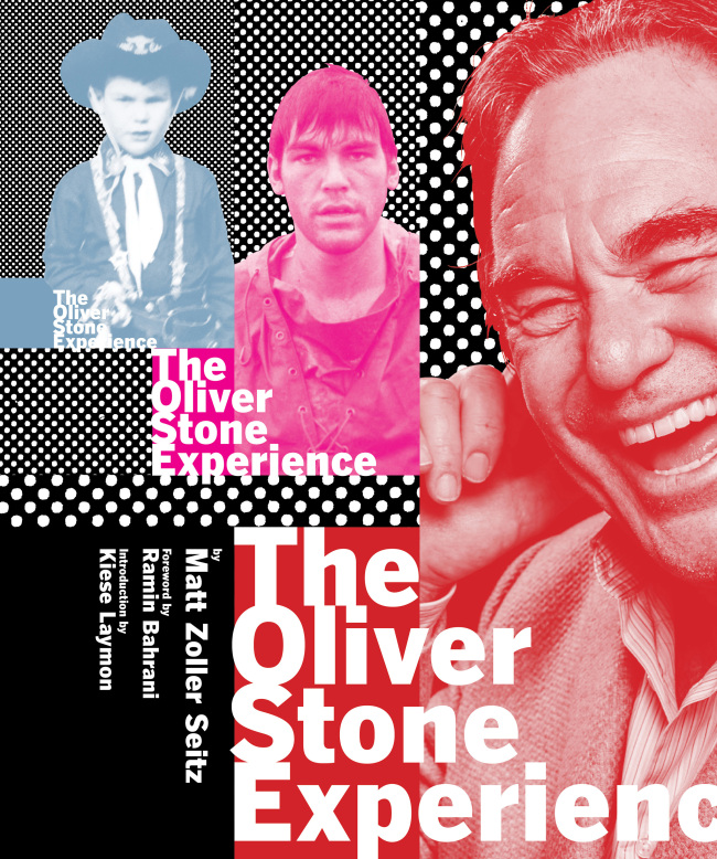 """The Oliver Stone Experience"" by Matt Zoller Seitz (TNS)"