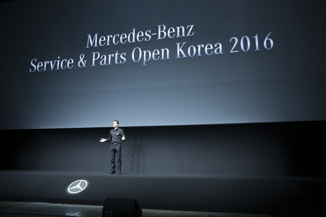 mercedes benz korea vows quality customer service. Cars Review. Best American Auto & Cars Review
