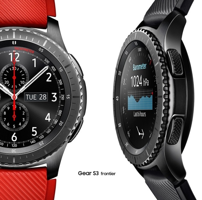 Samsung raises sales target for Gear S3: report