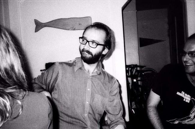 Director Tyler Rubenfeld (Paul Taylor)