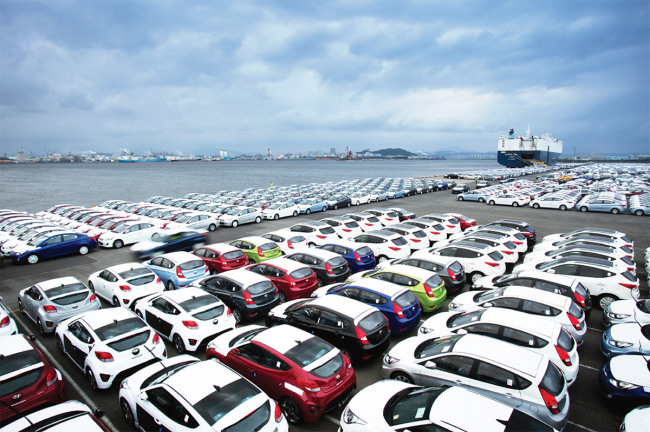 Reduced output sets Hyundai Motor sales back 2 pct in Sept.