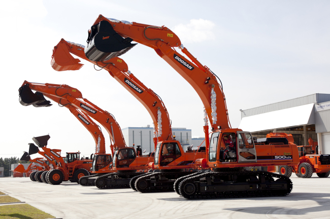 Doosan Bobcat Withdraws $2.2 Bln IPO Plan