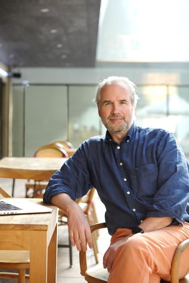 Dick Powell (Herald Design Forum)