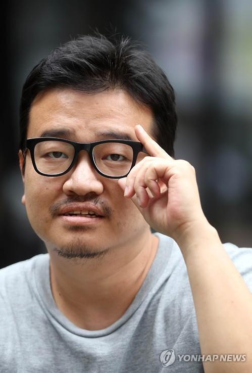 Director Yeon Sang-ho (Yonhap)