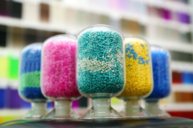 LG Chem's specialty chemical acrylonitrile butadiene styrene. LG Chem