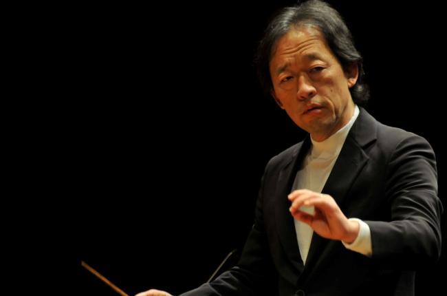 Maestro Chung Myung-whun (Seoul Philharmonic Orchestra)