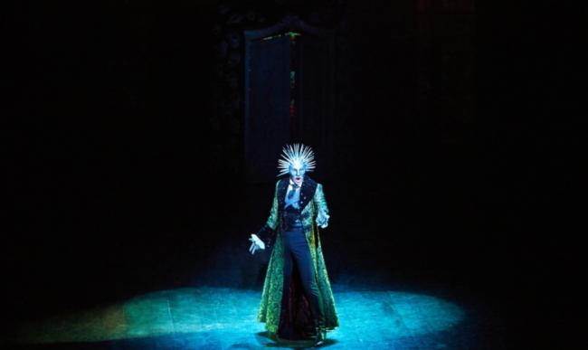 "Scene from the musical, ""Phantom."" (EMK Musical Company)"