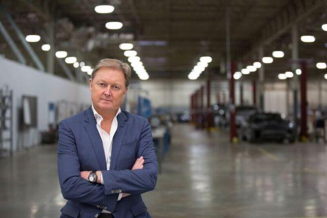 Henrik Fisker, founder, chairman and CEO of American automaker Fisker Inc. (Herald Design Forum)