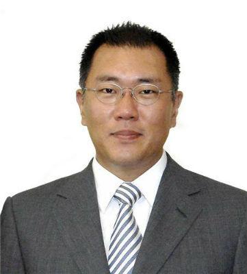 Chung Eui-sun, Hyundai Motor Vice Chairman