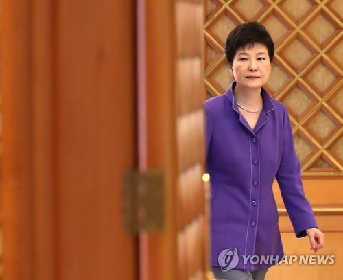 Influence-Peddling Scandal Rocks South Korean President