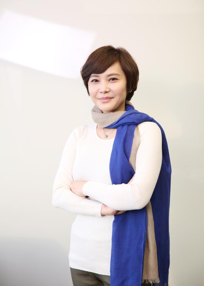 Korean actress and filmmaker Chu Sang-mi (Chu Sang-mi)