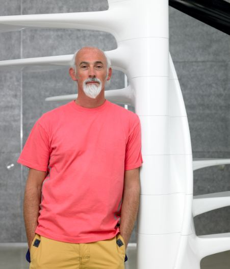 British industrial designer Ross Lovegrove (Herald Design Forum)
