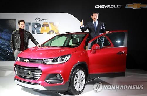 Gm Korea Likely To Top 10 In S Korean Market Share