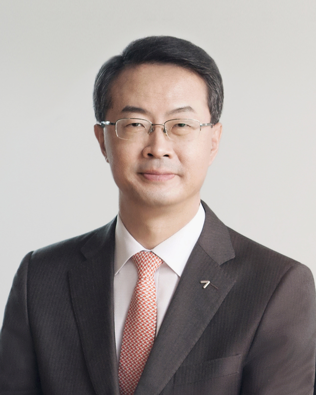 Kim Soo-cheon, president of Asiana Airlines (Asiana Airlines)