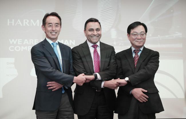 Samsung buys connected vehicle, audio company Harman for $8 billion