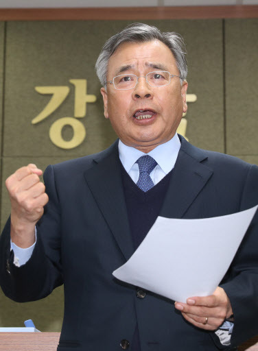 Special counsel Park Young-soo (Yonhap)
