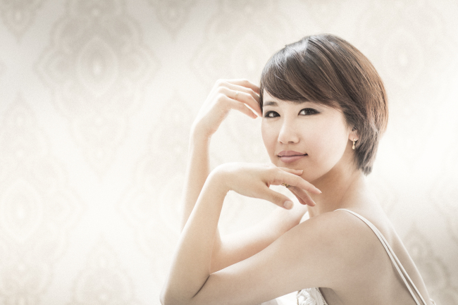 Opera soprano Hyesang Park (Grant Communications)