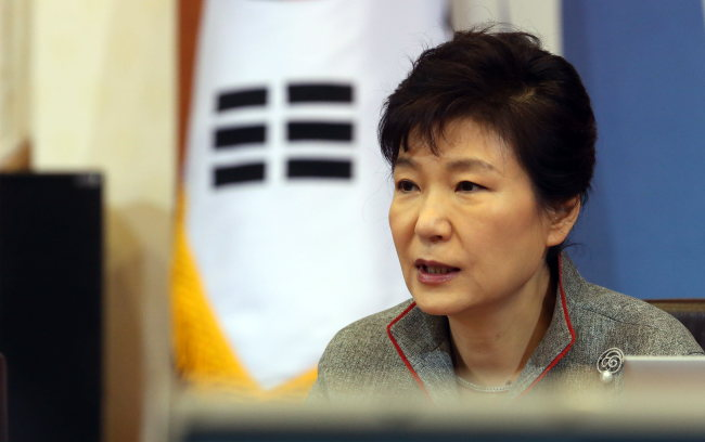 South Korea President Park Geun-hye Impeached