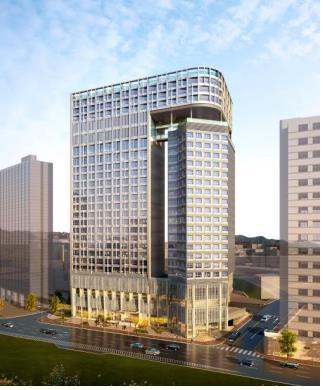 An image of a new hotel site recently approved by the Seoul Metropolitan Government /SMG