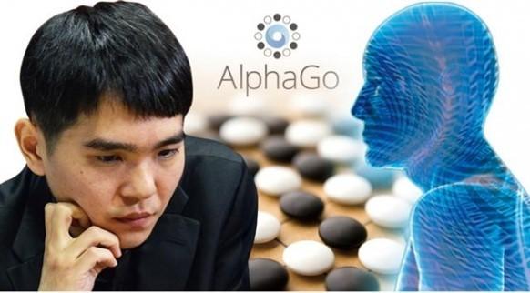AlphaGo versus Lee Se-dol (CICI)