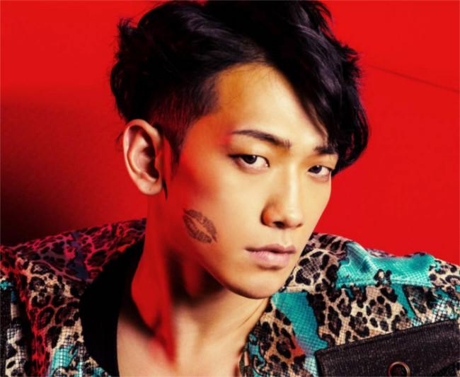 K-pop star Rain (Rain Company)