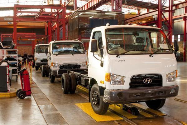 Hyundai Motor's assembly plant in Algeria (KOTRA)