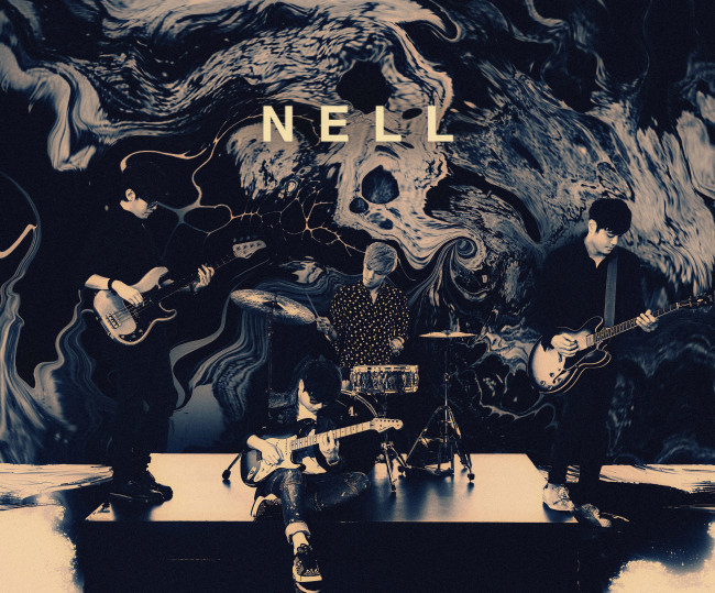 A promotional image for the rock band Nell. (Space Bohemian)